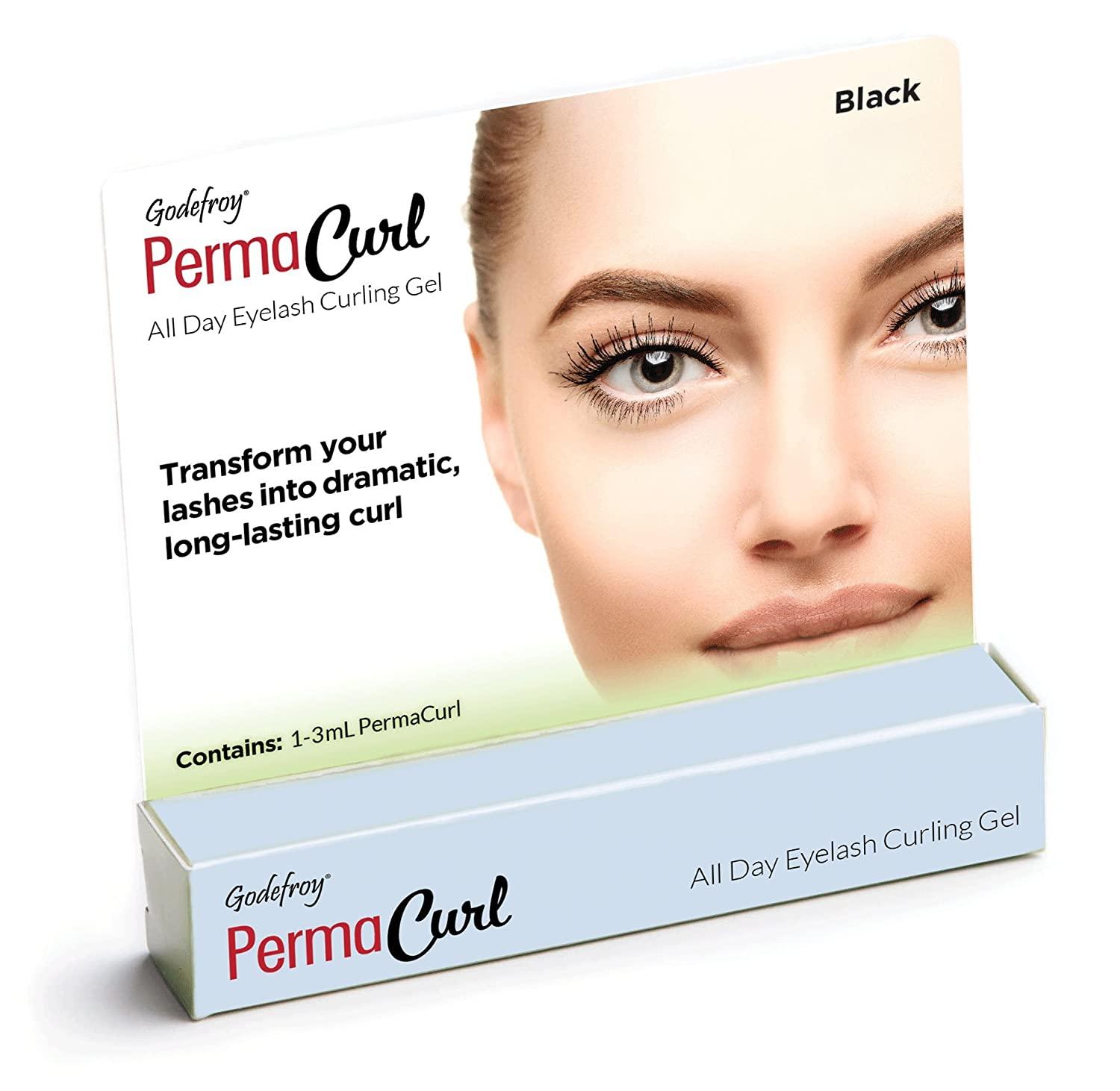 Amazon Godefroy Permacurl All Day Eyelash Curling Gel 01