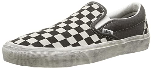 Blu 40 EU Vans Classic SlipOn Sneaker Infilare UnisexAdulto Checker 518