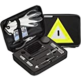 Secureguard 66 Piece Heavy Duty Tire Repair Kit - Designed for Flat Tire Puncture Repair | Premium Tire Repair Tools Perfect