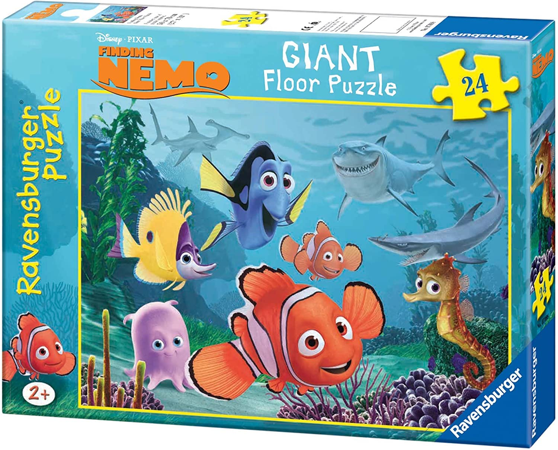 24 pieces Finding Nemo Giant Floor Puzzle