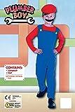 Plombiers Mate ( garçon) - Enfants Costume de déguisement - Grand - 134cm à 146cm