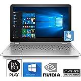 "HP ENVY m7-u009dx Core i7-6500U, 16GB, 17.3"" Full HD Touchscreen, Win 10 Laptop (Certified Refurbished)"