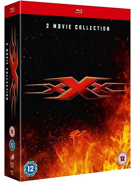 Xxx / Xxx: State of the Union - Set Reino Unido Blu-ray: Amazon.es: Cine y Series TV