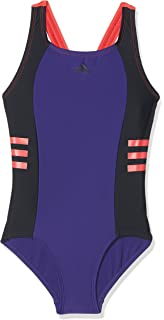 a42708f734dc7 adidas Performance Kinder Badeanzug grau 116: Amazon.de: Sport ...