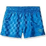 Umbro Girls Classic Checkerboard Shorts