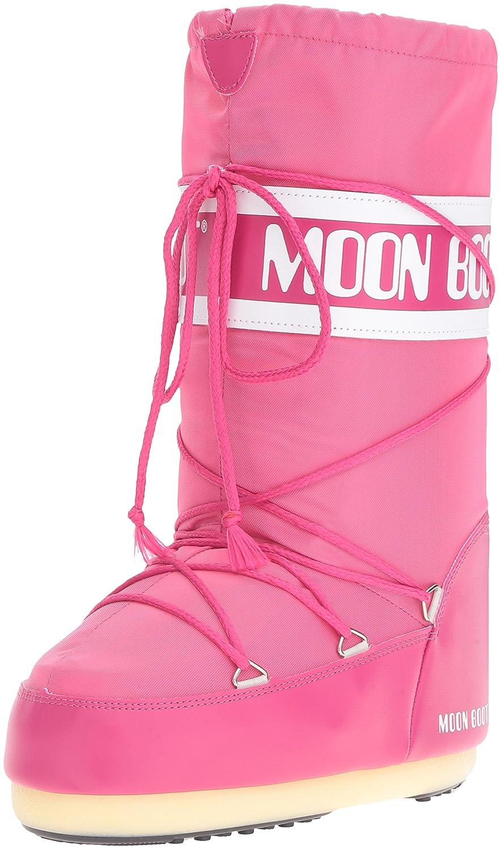 Tecnica Unisex Moon Nylon Fashion Boot B0055OH4B4 39-41 EU (7-8.5 M US Women's)|Bougainville