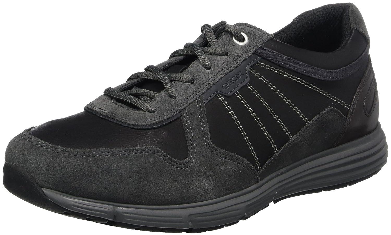 Zapatos Uomo B Eu Geox Gris Zapatillas Oscuro 44 Dynamic 9lq3n Axz1wT57qw