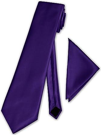 PABLO CASSINI (Krawatten) Corbata de Hombre, Clásico con Gamuza ...