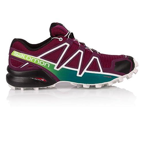 Zapatos morados Salomon Trail para mujer Compre barato Obtenga para comprar Descuento Visita Nuevo Comprar barato auténtico El mejor precio barato Barato Venta Find Great Pyu9GK