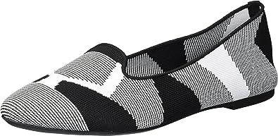 Engineered Knit Loafer Skimmer Ballet