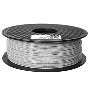 ECHEN filamento para impresora 3D, color mármol de 1,75 mm PLA ...