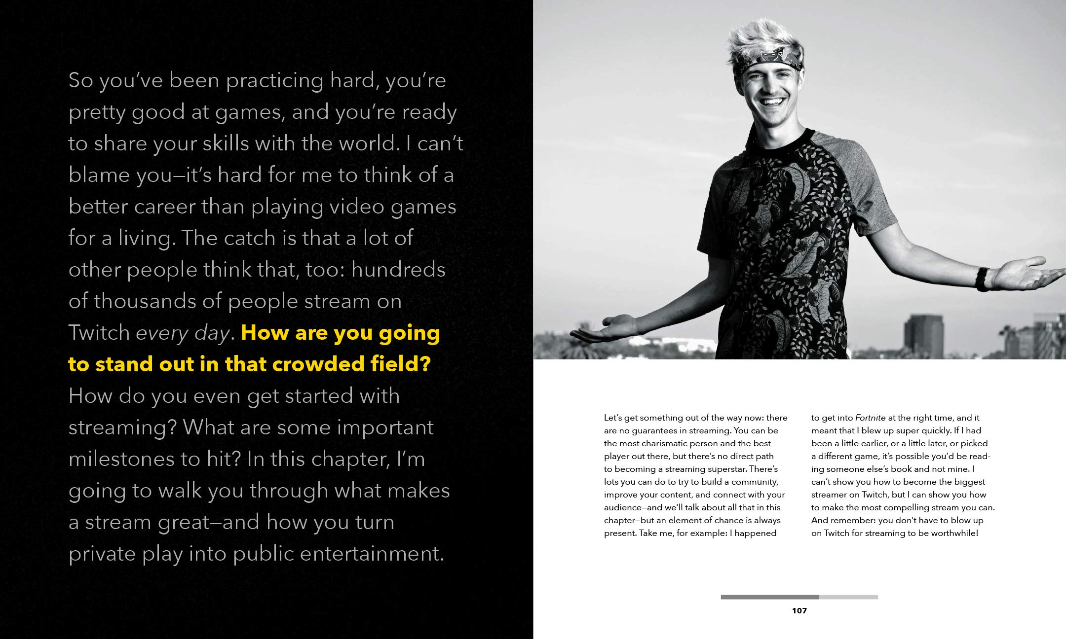 Ninja. Get Good My Ultimate Guide To Gaming: Amazon.es ...