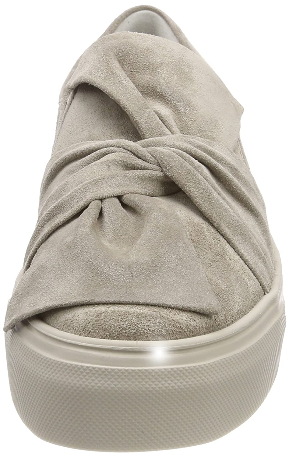 Kennel Sneaker und Schmenger Damen Big Slip on Sneaker Kennel Braun (Ombra Sohle Creme) 6c308d