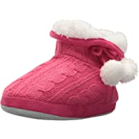 Stride Rite Girls' Boot Slipper