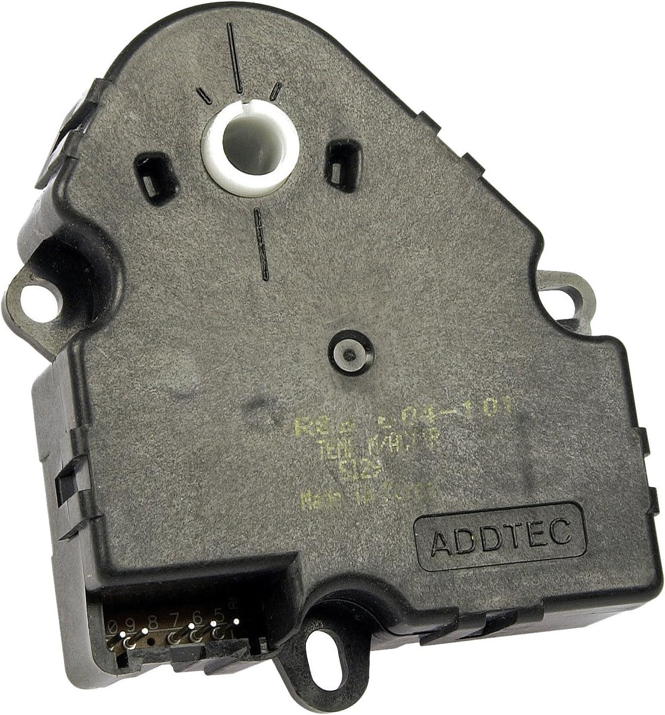 HVAC AC Heater Blend Door Actuator NEW 1572507 52474810 15-72507 604-101