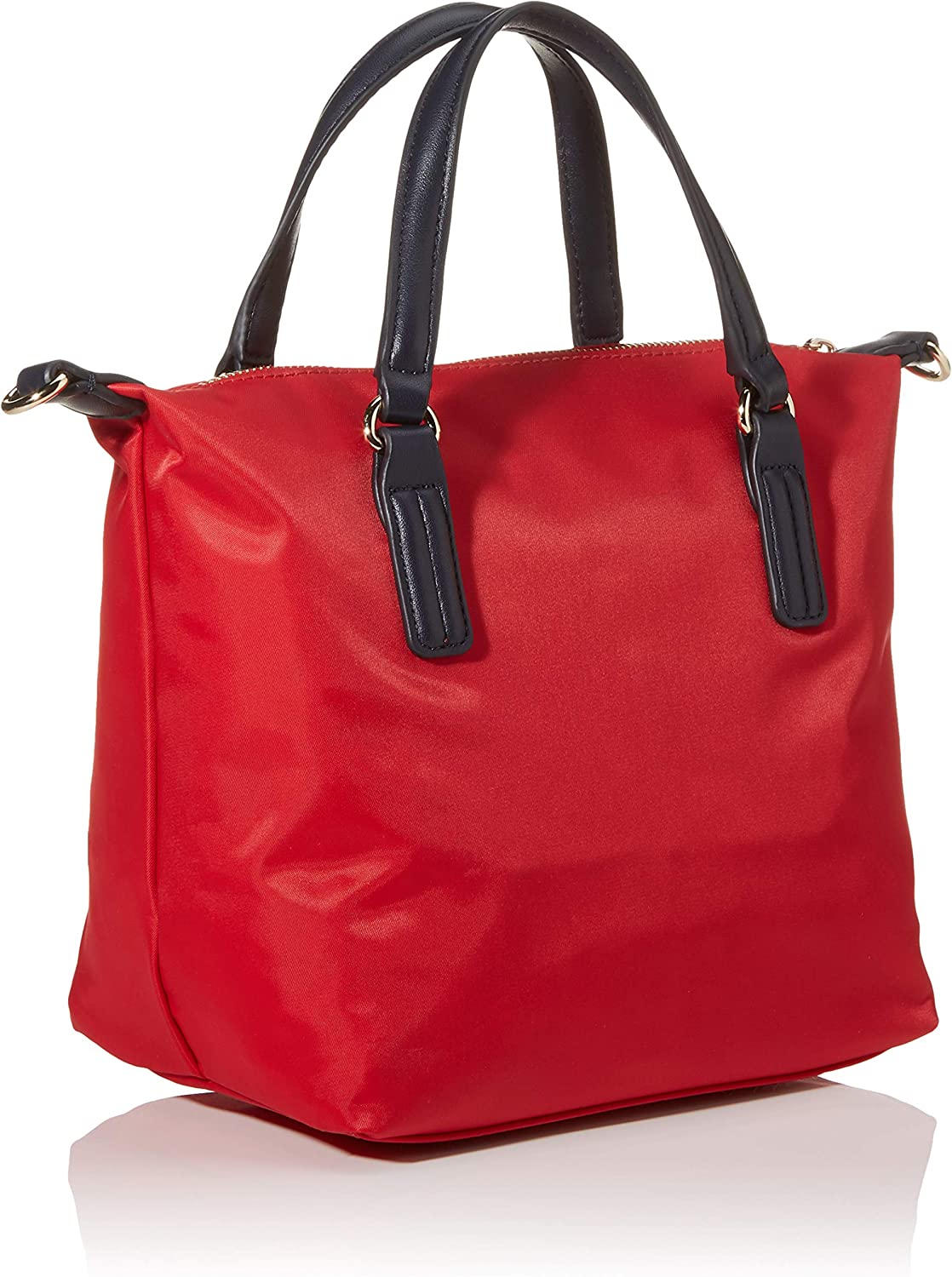 Tommy Hilfiger Womens Poppy Small Tote Tote