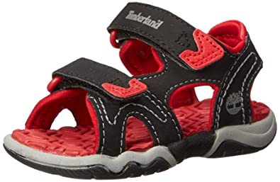 eed6467361c4 Image Unavailable. Image not available for. Colour  Timberland Adventure  Seeker Two-Strap Sandal (Toddler Little Kid)