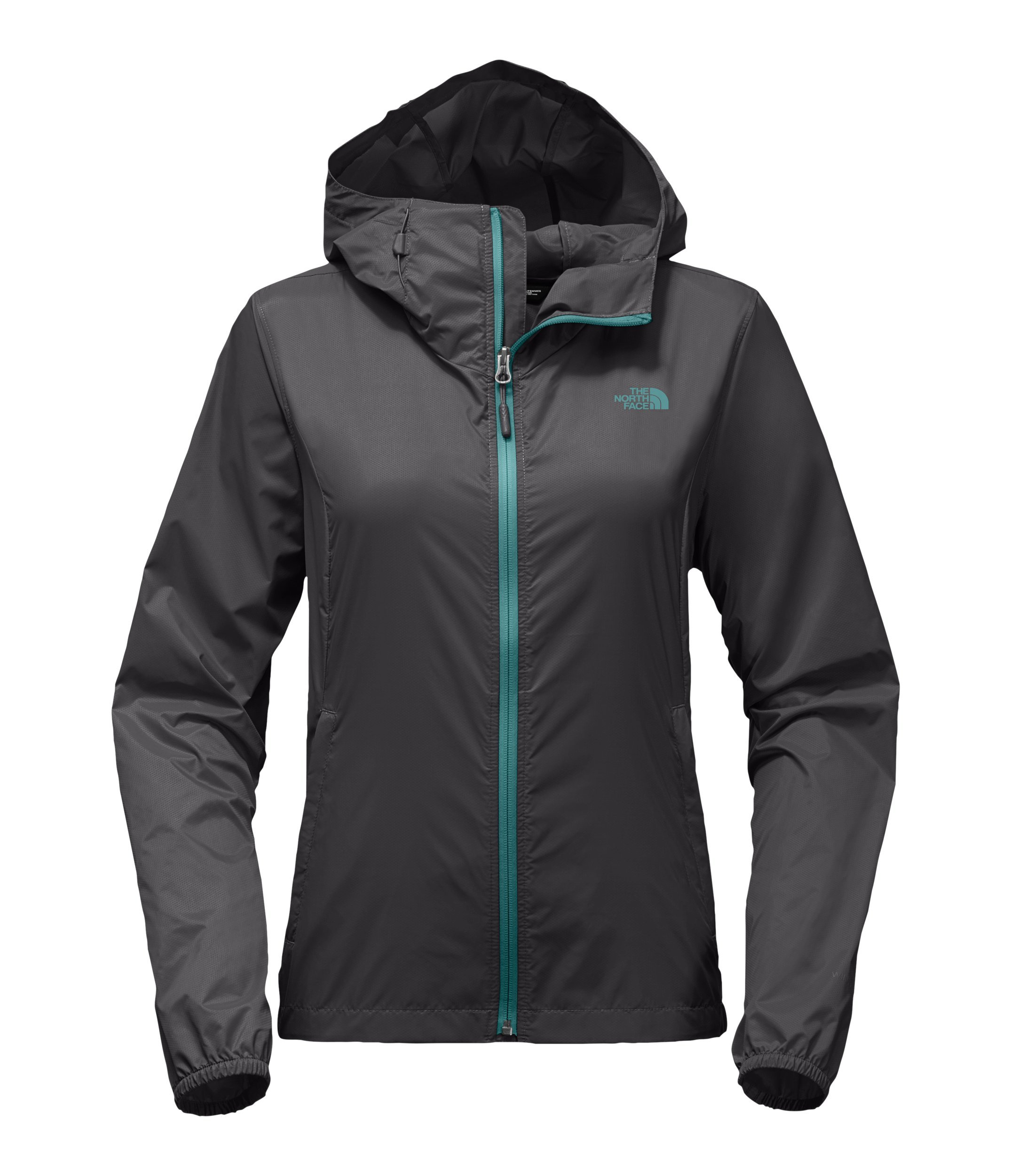 The North Face Women's Cyclone 2 Hoodie - Graphite Grey - XL