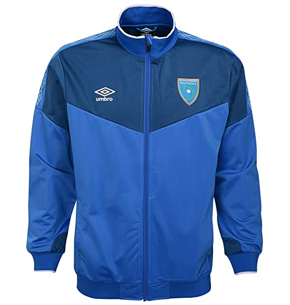 Amazon.com: Umbro - Chaqueta para hombre, color azul: Clothing