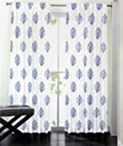 Amazon Com Nicole Miller Pair Of Curtains Mirabelle