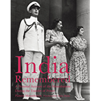 India Remembered: A Personal Account of the Mountbattens During the Transfer of Power book cover