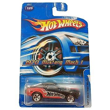Match Y 1970 esJuguetes Wheels Mustang 1997Amazon Juegos Hot 1 wOTXZulPki