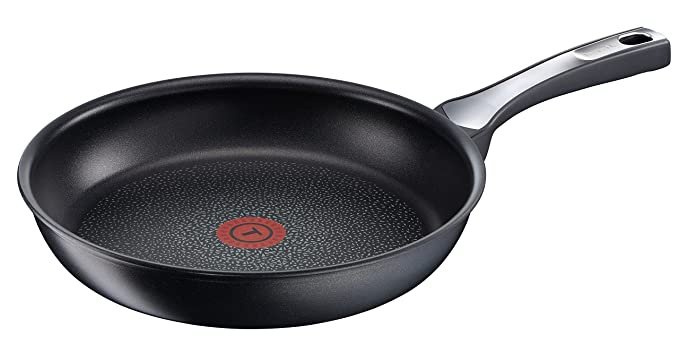 Tefal - Pan Tefal EXPERTISE Ø 24 cm Titanium Excellence Black