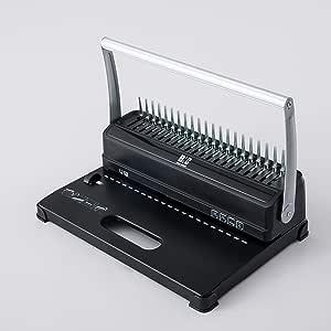 BNC U12 21-Hole Binding Machine 450 Page Binding Capacity and 12 Page Punching Capacity