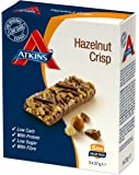 Atkins Chocolate Hazelnut Crisp Bar, 185 gms (5 *37gms)