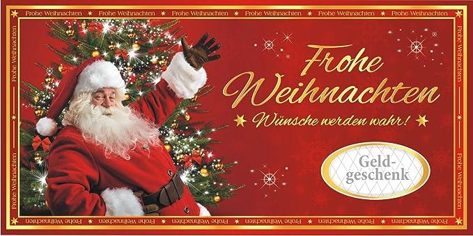 XXL Geschenk- Kuvert Geldgeschenk zu Weihnachten Weihnachtsgeschenk ...