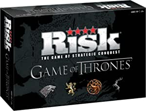 USAopoly RI104-375 Risk: Game of Thrones Board Game