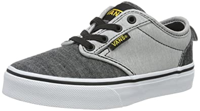 7d36afe99d3 Vans Boys  Yt Atwood Slip-on Low-Top Sneakers  Amazon.co.uk  Shoes ...