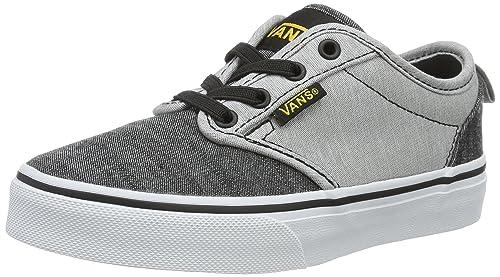zapatillas casual de niños yt atwood vans