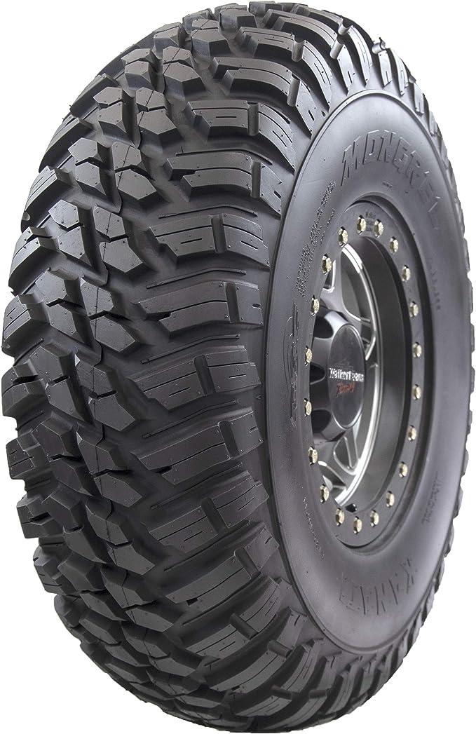 GBC Kanati Mongrel 10-Ply Radial Tire 25x10-12 for Honda Pioneer 700 2014-2018