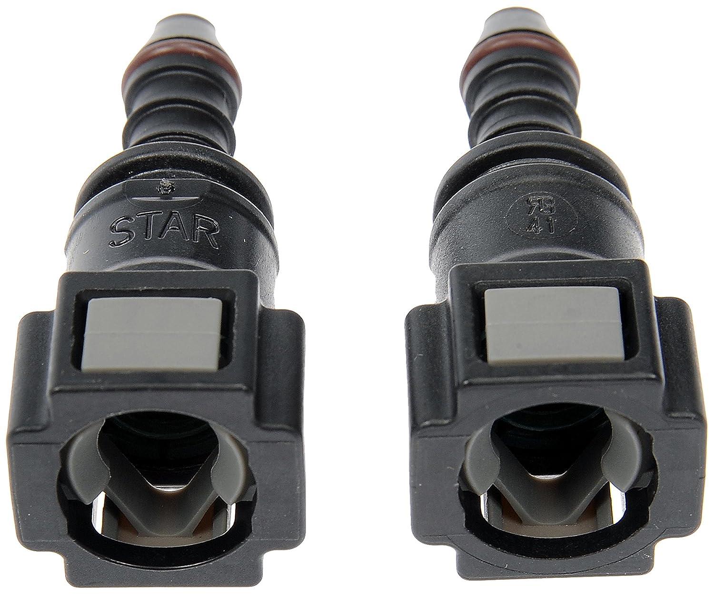 Dorman 800-188 Fuel Connector 2 Piece