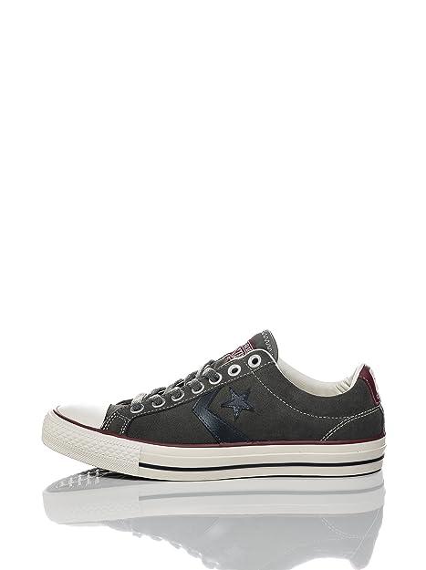 8b1d6dff3aa Converse Zapatillas Ev Carbón/Arena/Marrón EU 36: Amazon.es: Zapatos y  complementos