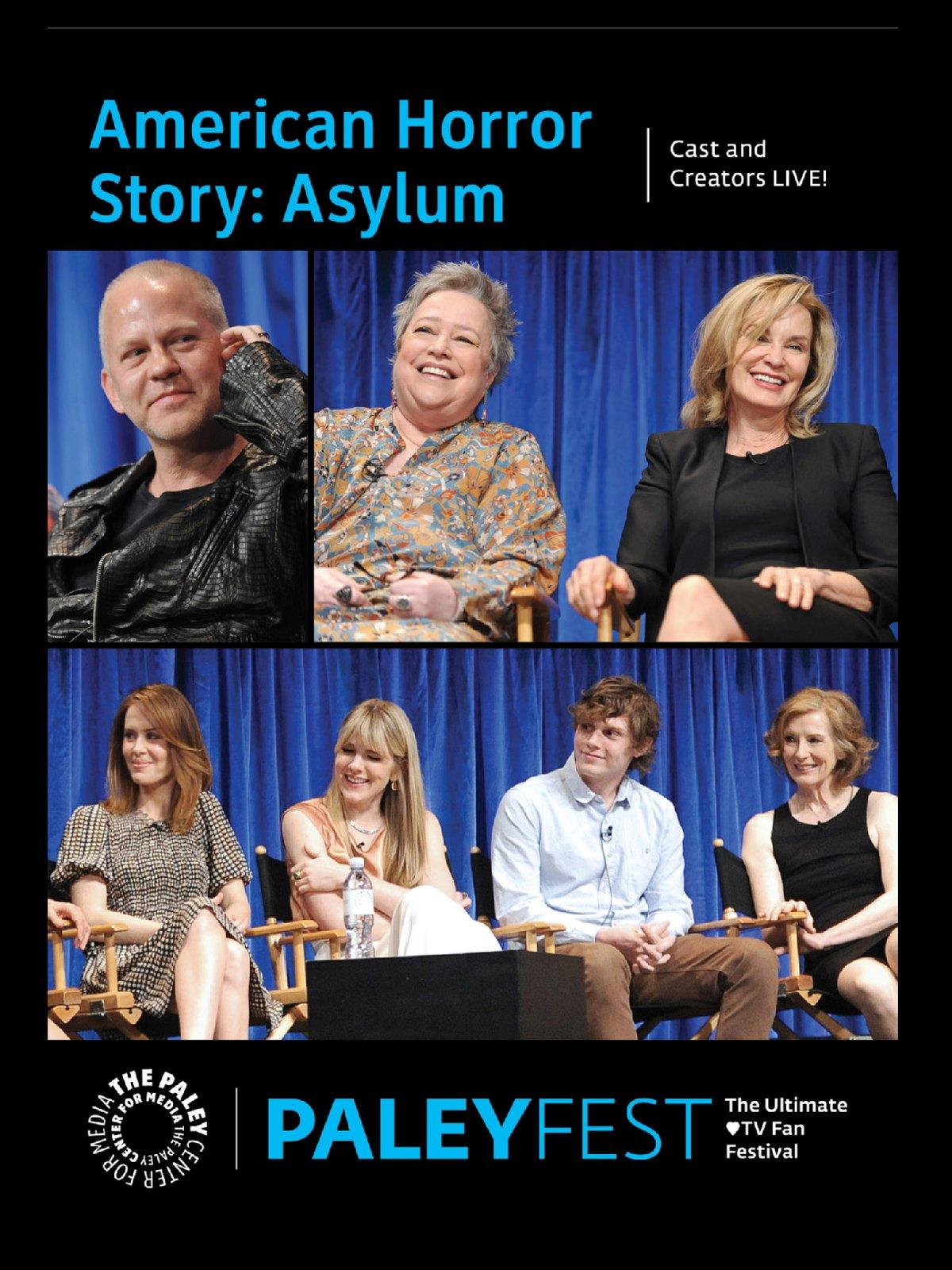 Amazon com: Watch American Horror Story: Asylum: Cast and
