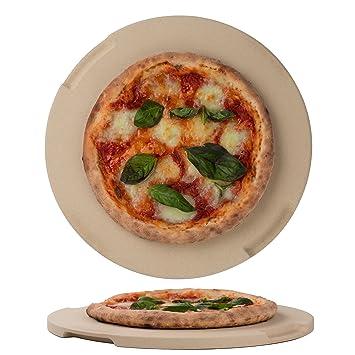 ROCKSHEAT - Piedra para Hornear Pizza y Pan para Horno y Parrilla ...
