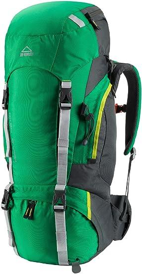 McKinley Kenai Trekking Mochila, color verde, tamaño 71 x 26 x 20 cm, volumen liters 45: Amazon.es: Deportes y aire libre