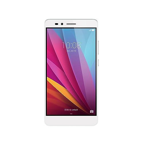 Honor 5x 5.5-Inch SIM-Free 4G Smartphone - Silver