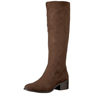 Madden Girl Women's Jagg Fashion Boot | Knee-High