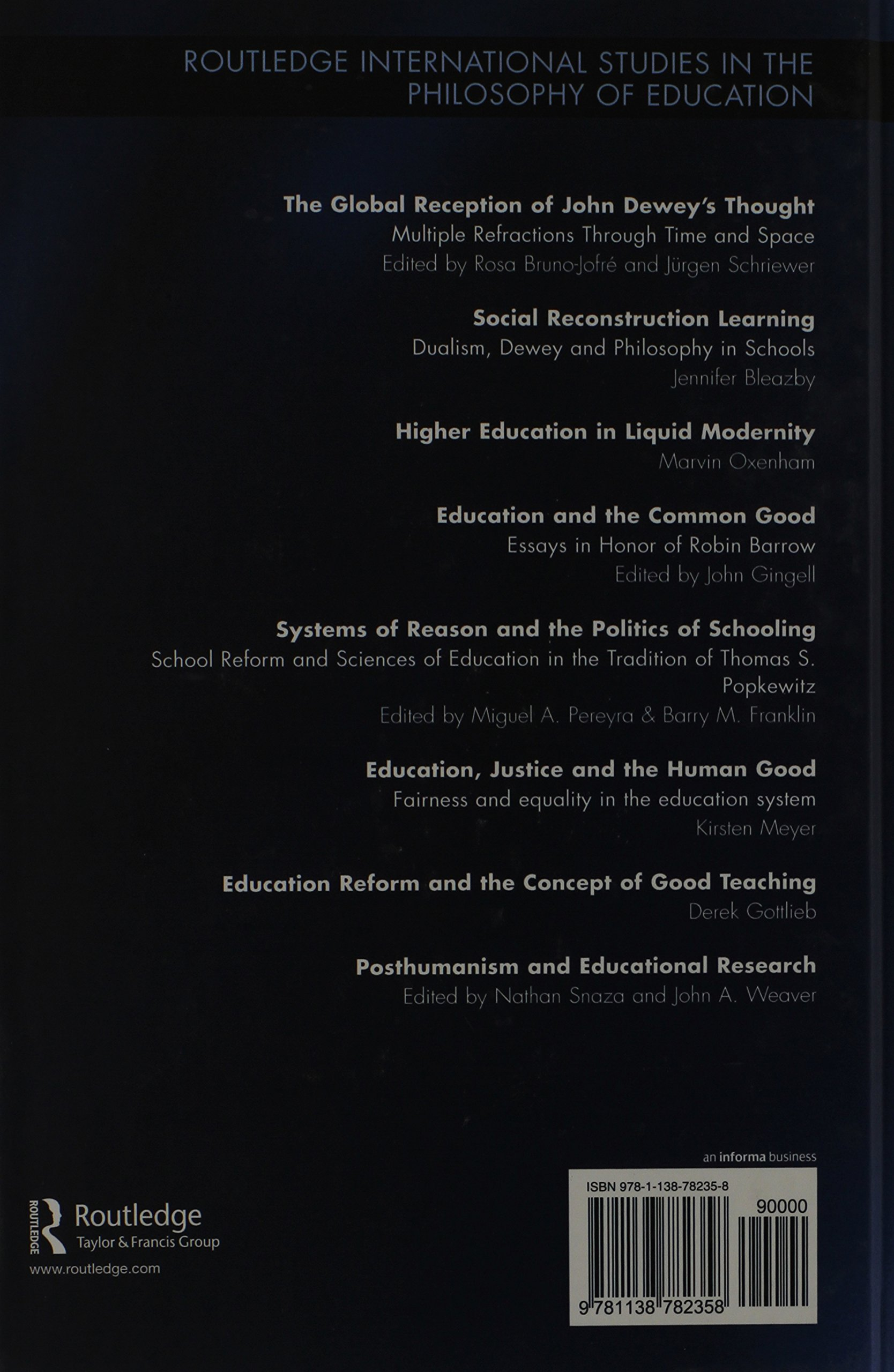 posthumanism and educational research routledge international posthumanism and educational research routledge international studies in the philosophy of education amazon co uk nathan snaza john weaver books
