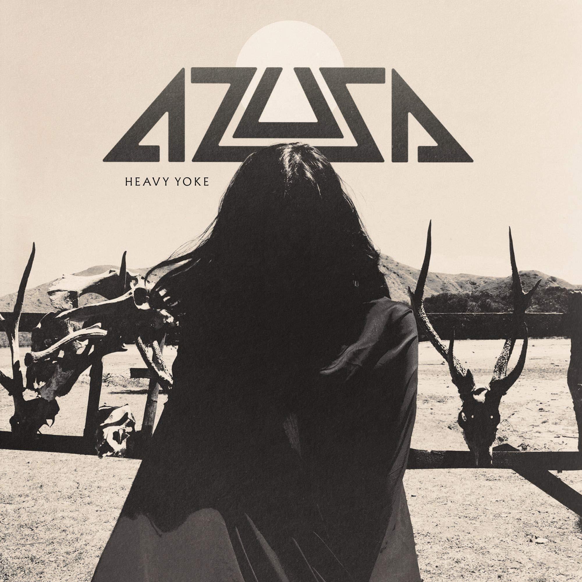 CD : Azusa - Heavy Yoke (CD)