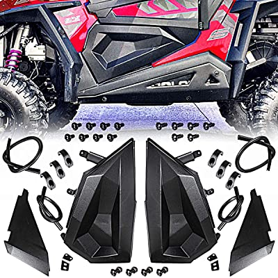 Lower Door Panel Inserts Fit For Polaris 2014-2020 RZR XP S & Turbo 1000 Models: Automotive
