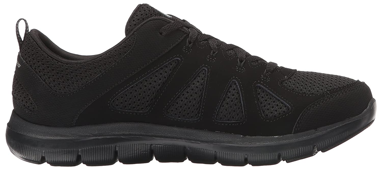 Skechers Sport Women's 12761 - Zapatillas para Mujer Negro Talla única, Color Gris, Talla 38 EU M