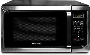 Farberware Classic FM09SSE 900-Watt Microwave Oven, Stainless Steel, 0.9 Cu.Ft
