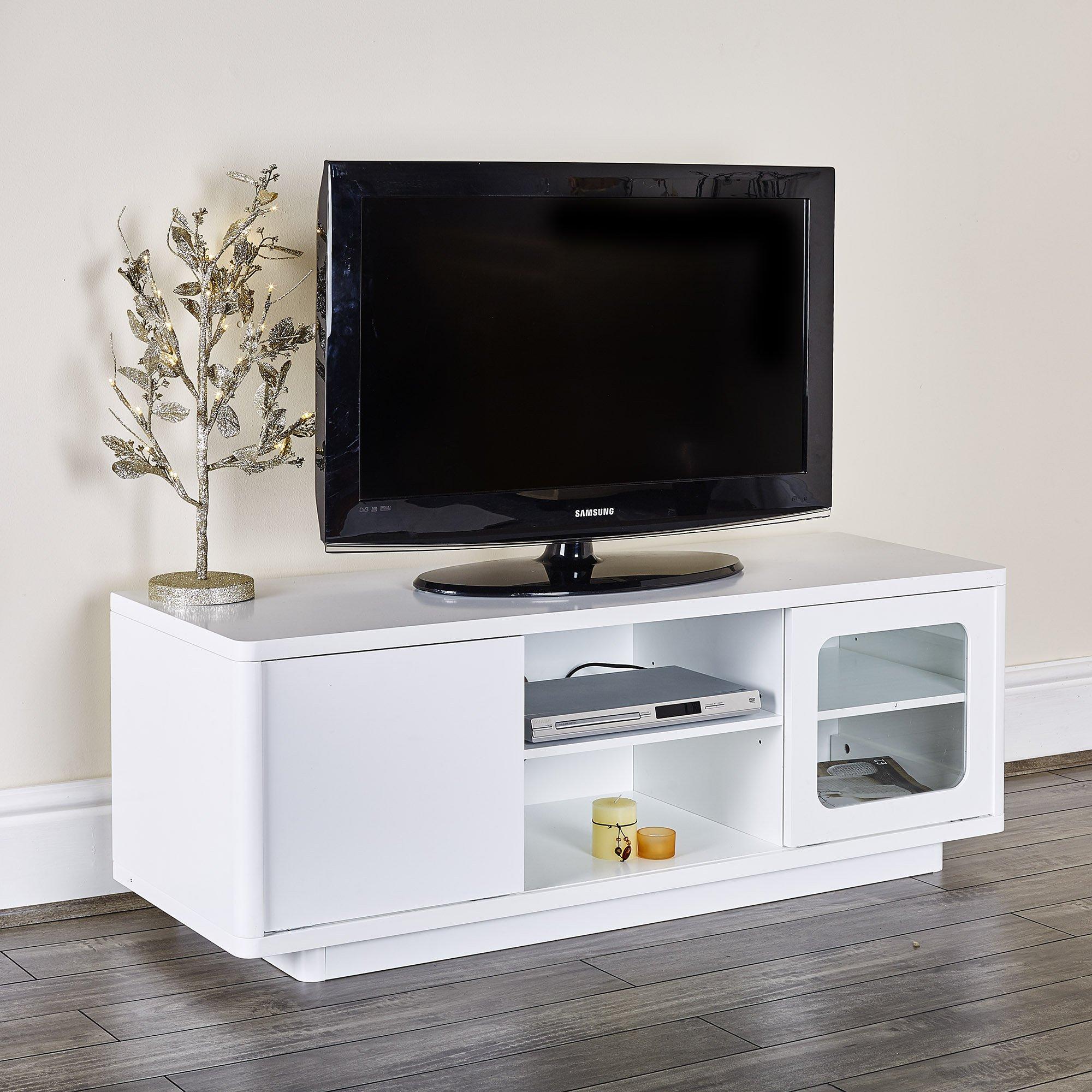 White Tv Units Amazon