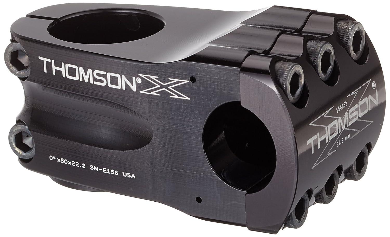 THOMSON(トムソン) BMX ステム SME156BK ブラック 50mm 22.2 0°   B000C17JSI