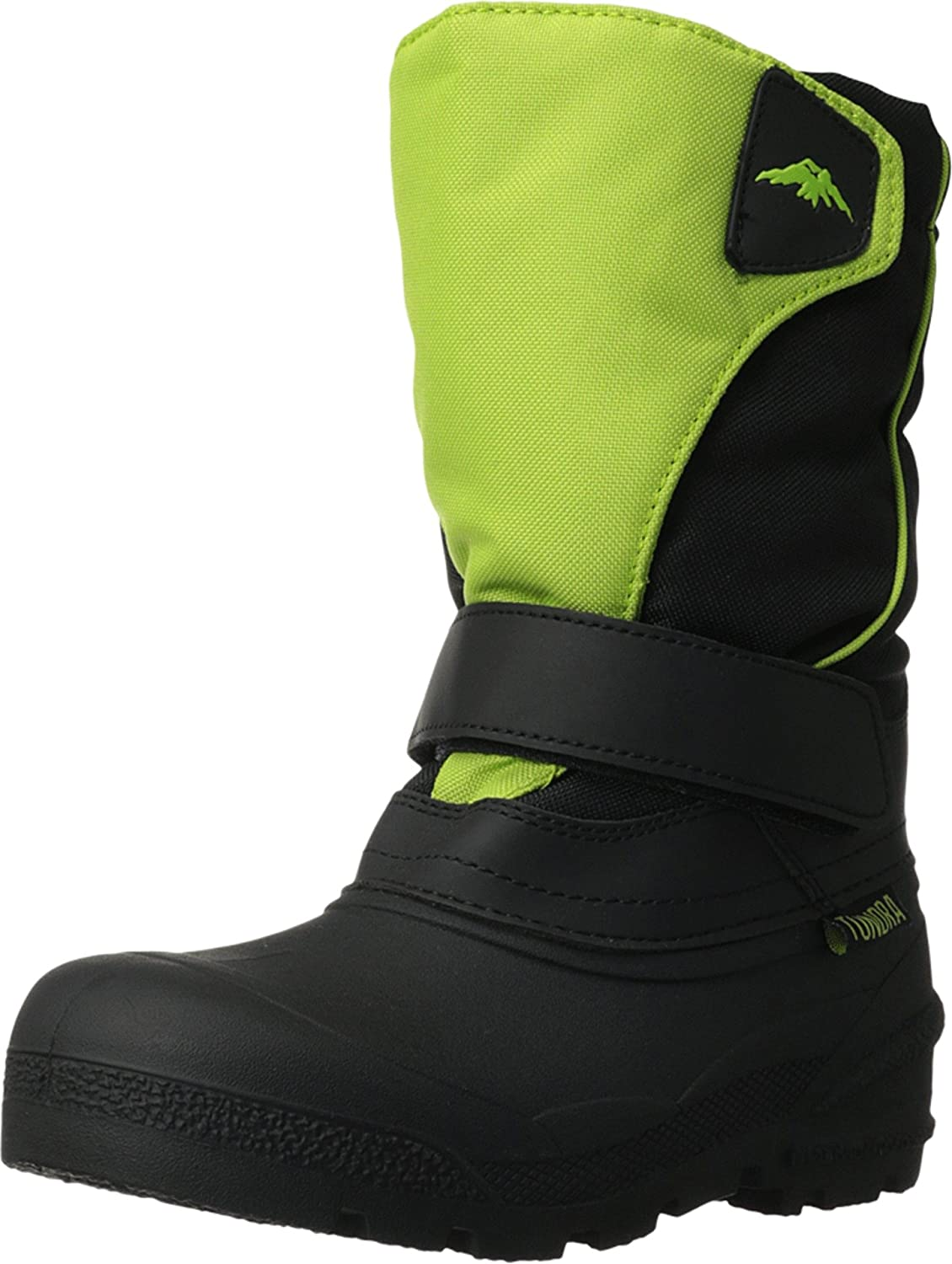 Tundra Quebec Boot (Toddler/Little Kid/Big Kid) Tundra Quebec N - K