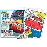 Crayola Color Wonder Disney Pixar Cars 3 Mess Free Colouring Book & 5 Pens
